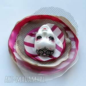 broszki diva broszka z kolekcji masquerade