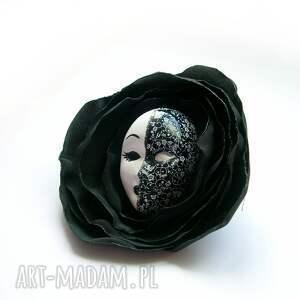 broszki maska broszka z kolekcji masqerade