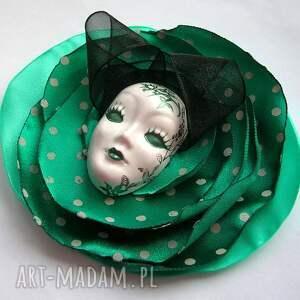 trendy broszki broszka z kolekcji masquerade