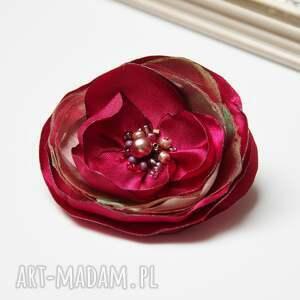 awangardowe broszki broszka elegancka kwiatek przypinka