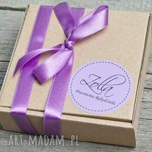 różowe broszki elegancka broszka kwiatek, prezent