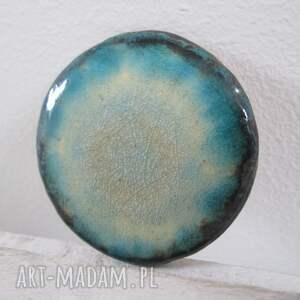handmade broszki ceramika kosmiczna broszka ceramiczna