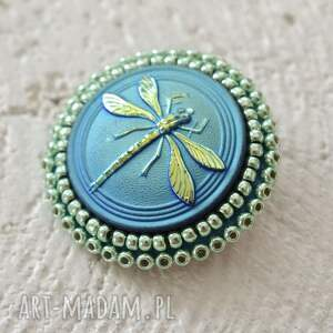 shiny buttons::dragonfly