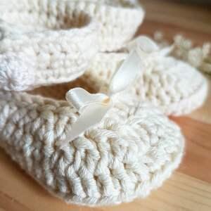 buciki dla dziecka balerinki