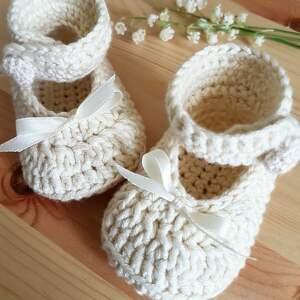 modne buciki balerinki