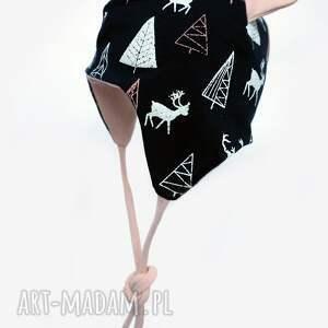 handmade buciki buty-antypoślizgowe bambosze z golfem / hand made