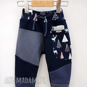prezent-dla-dziecka buciki bambosze z golfem / hand made