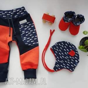 buciki prezent-na-roczek bambosze z golfem / hand made