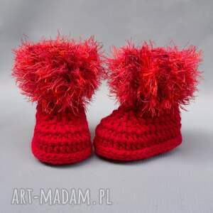 unikalne buciki kozaczki sion