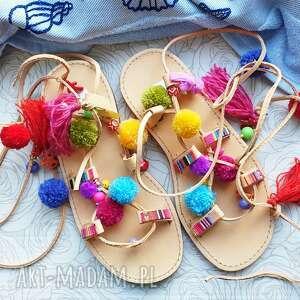 hand made buty sandałki 38 - 5 - zamówienie specjalne