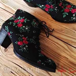 buty botki czarownice w tybecie