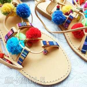 buty: sandały