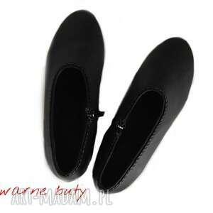modne buty sztyblety marysienki - krótkie