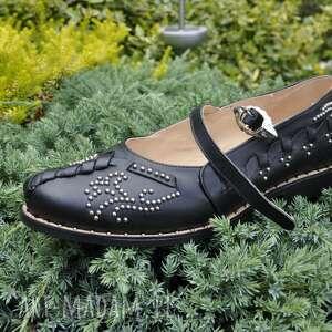 handmade buty góralskie nowoczesne kierpce