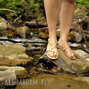 buty folk sandały wężyki