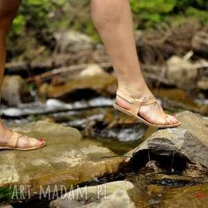 buty: Sandały Wężyki - folk ludowe
