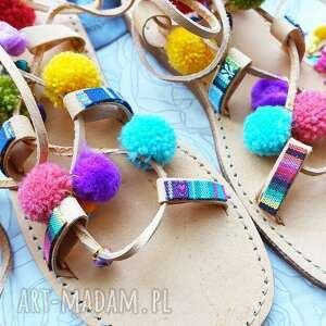 39 Zamówienie specjalne dla pani Alicji - sandały rzymianki