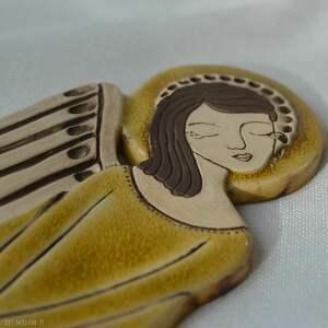 unikatowe anioł ceramiczny - zlatna livada