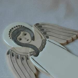 trendy ceramika aniołek anioł ceramiczny - hvar