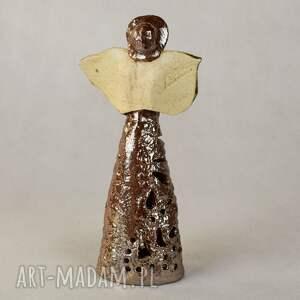 urokliwe ceramika anioł-ceramiczny anioł ceramiczny lampion