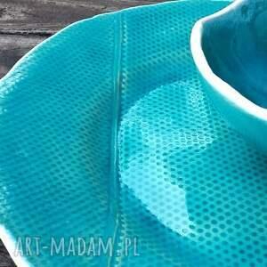 misa ceramika bubbles zestaw naczyń ceramicznych