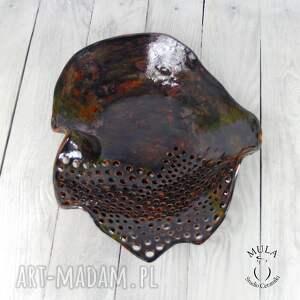 ceramika cukierki ceramiczna misa patera
