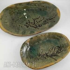ceramika dom ceramiczne półmiski - natura
