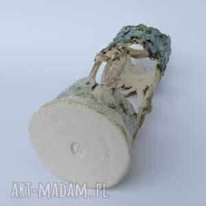 ceramika dla niej ceramiczny lampion ozdobny