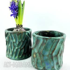 kwiaty ceramika doniczka na kaktus