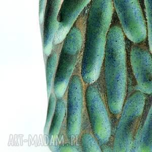 ceramika kwiaty doniczka na kaktus