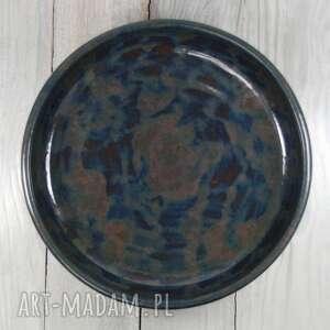 ręczne wykonanie ceramika prezent duża ceramiczna misa