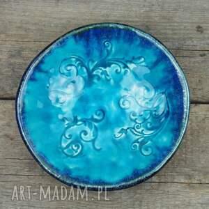 trendy ceramika naorzechy esyfloresy turkusowe miski