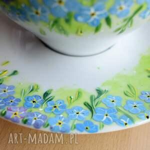 unikalne ceramika dla mamy filiżanka ręcznie malowana
