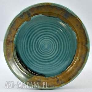 ręcznie robione ceramika filiżąnka filiżanka z talerzykiem jt3