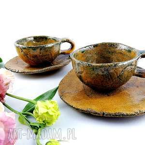 ceramika dekoracje filiżanki ceramiczne