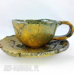 kawa ceramika filiżanki 2 szt