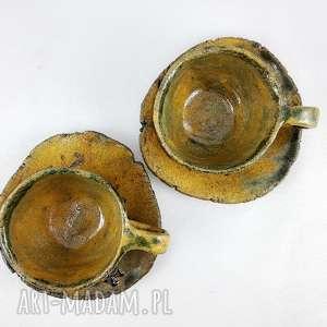 filiżanka ceramika filiżanki 2 szt