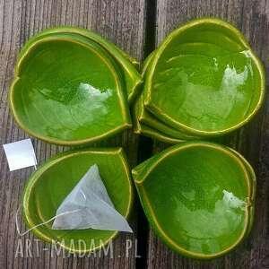 ceramika liść fusetka