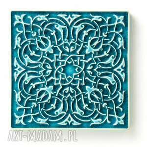 awangardowe ceramika kafle arabeski zestaw ornamentów