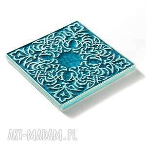 dekory ceramika kafle arabeski zestaw ornamentów
