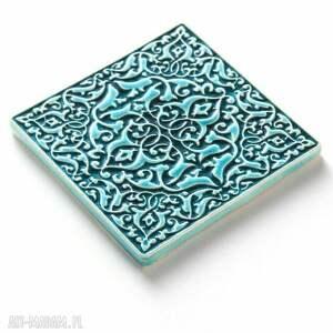 ceramika dekory kafle arabeski zestaw ornamentów