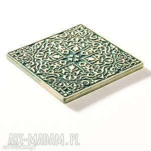 kafle ceramika dwanaście ornamentów