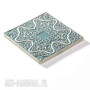 marokańskie ceramika kafle ornamentowe mix trzech