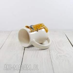 pomysł na upominki święta kubek ceramiczny koń