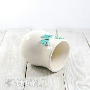 ceramika dzień-kobiet kubek ceramiczny motyle