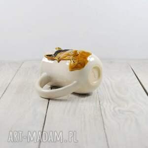 pomysł na upominki święta prezent kubek ceramiczny koń