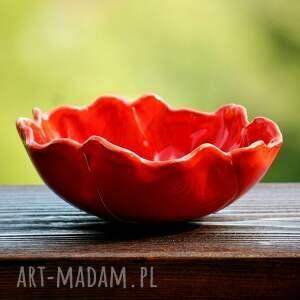 ceramika miska makowe miseczki idealne na sałatki, surówki