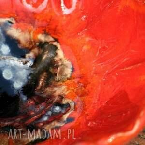 frapujące ceramika miska maki zestaw 2 ceramicznych mis