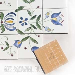 ręcznie robione ceramika malowane dekory ceramiczne etno