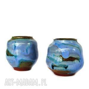 ceramika matero v- czarki do yerba mate 2szt